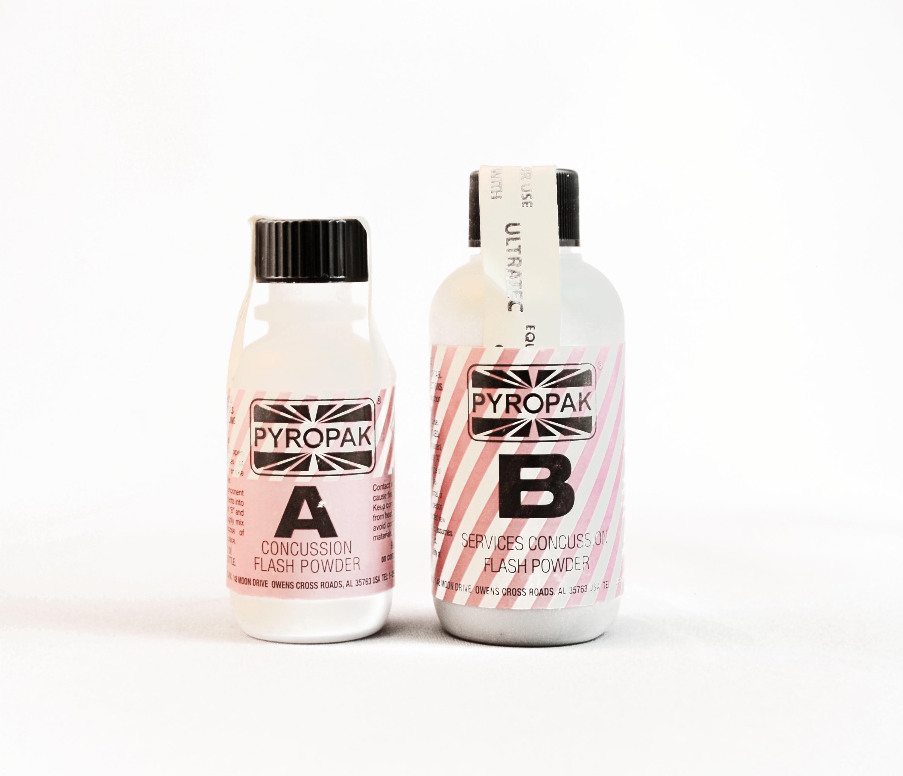 2 Component Powder (AB Powder)