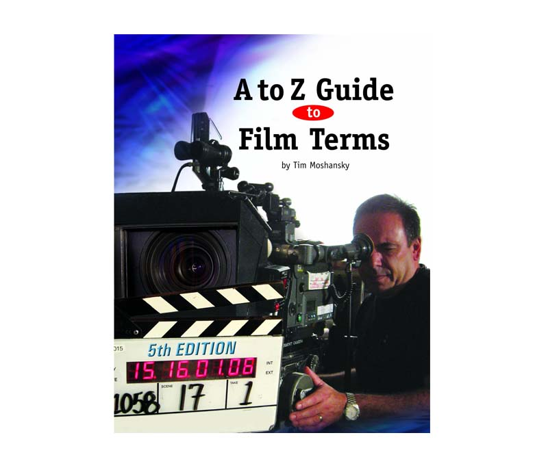 A to Z Guide to Film Terms