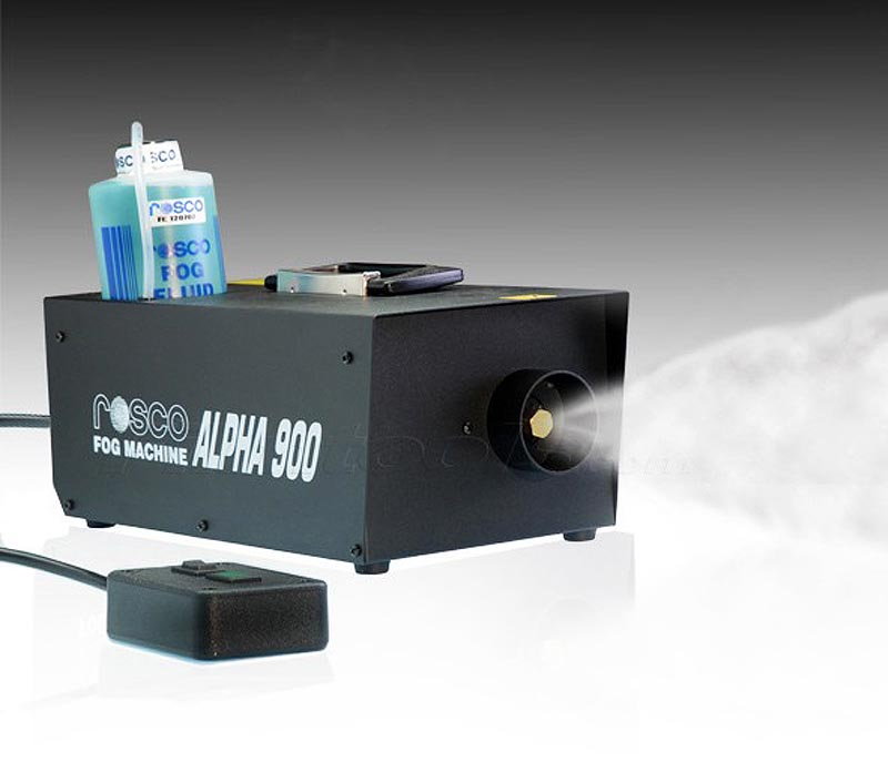 Alpha 900 - Rosco