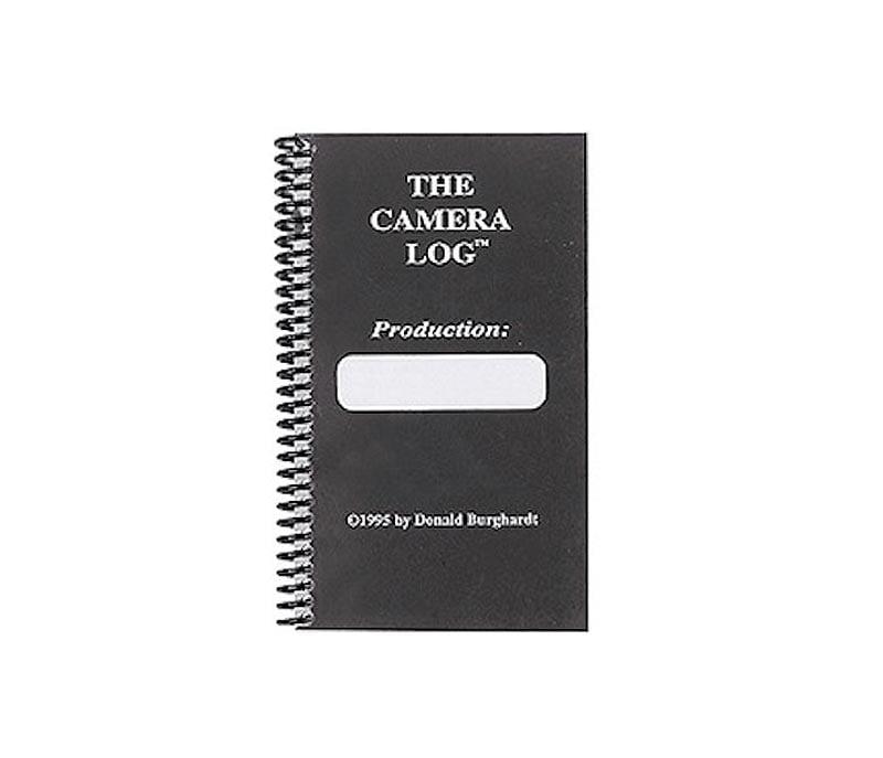 Camera Log Book