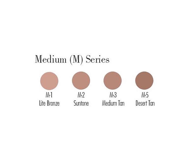 Creme Foundation Medium (M) Series