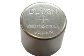 DL1/3N-1 Duracell Lithium Photo Battery