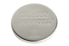 DL2032 Duracell Battery