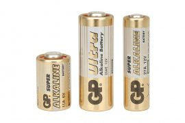 Electronic Alkaline Battery