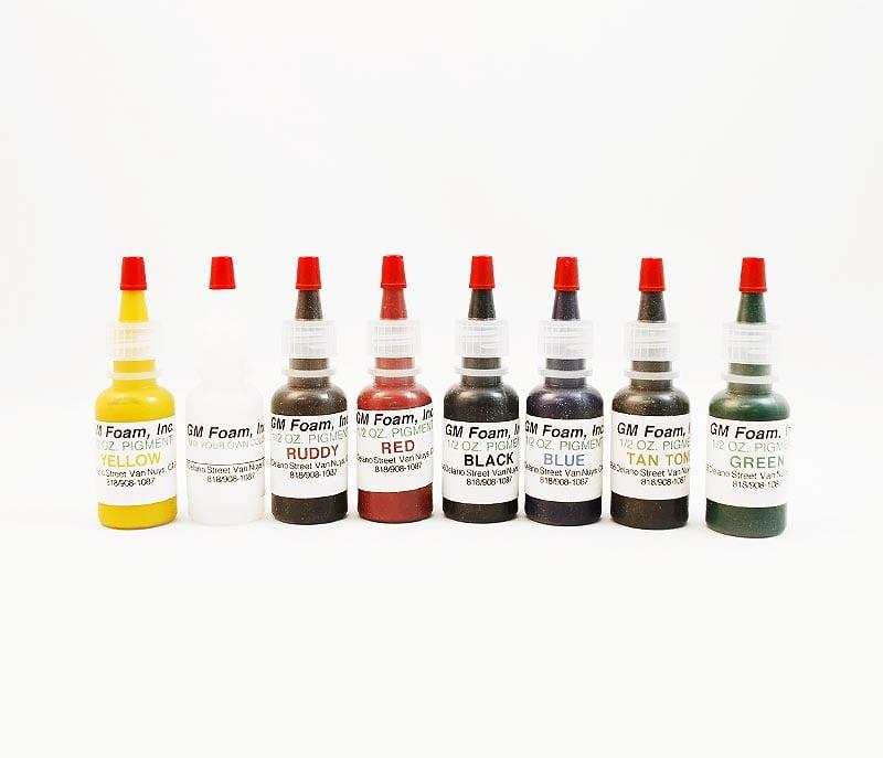 GM Pigment Palette