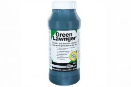 Green Lawnger Paint