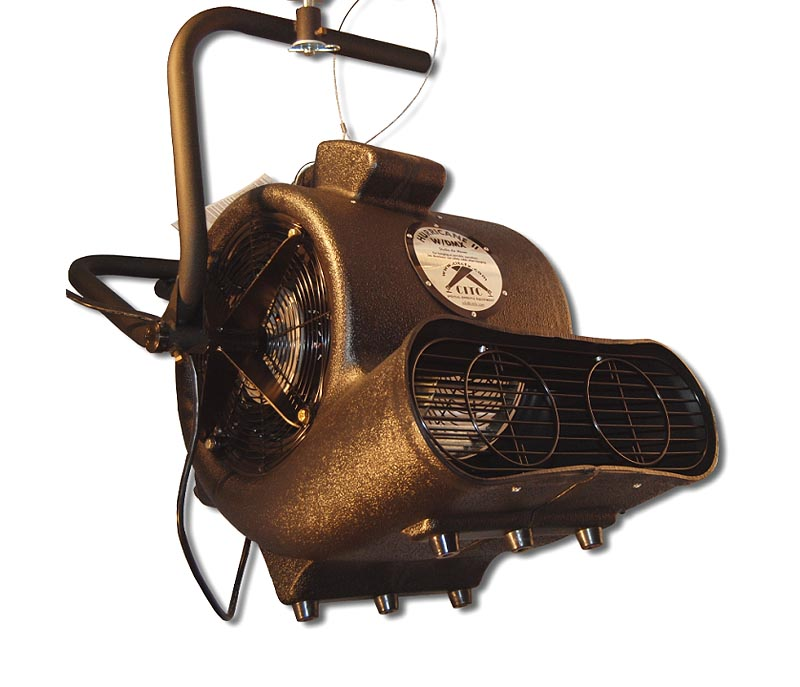 Hurricane II Fan