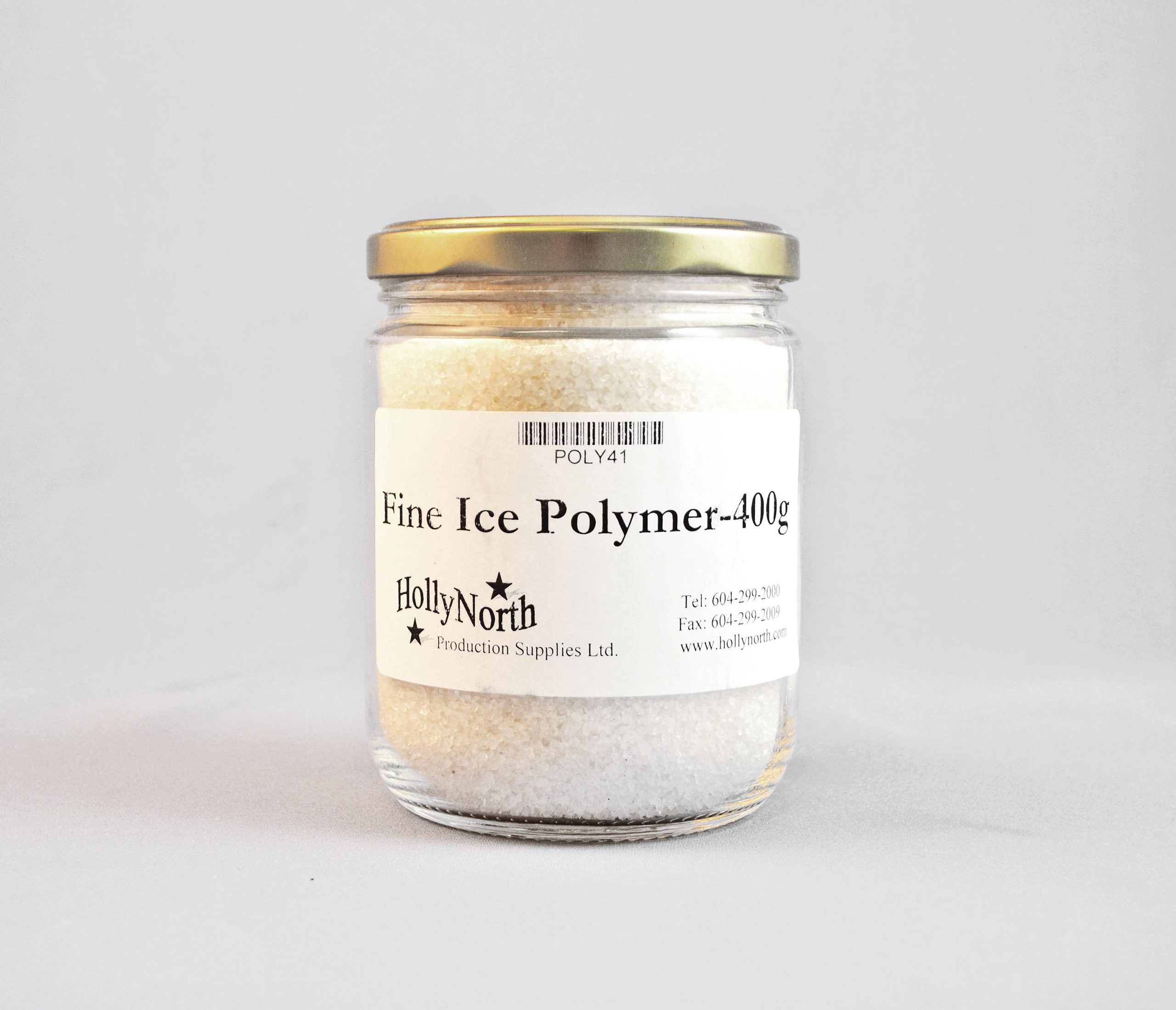 Fine Ice Polymer for FX Makeup