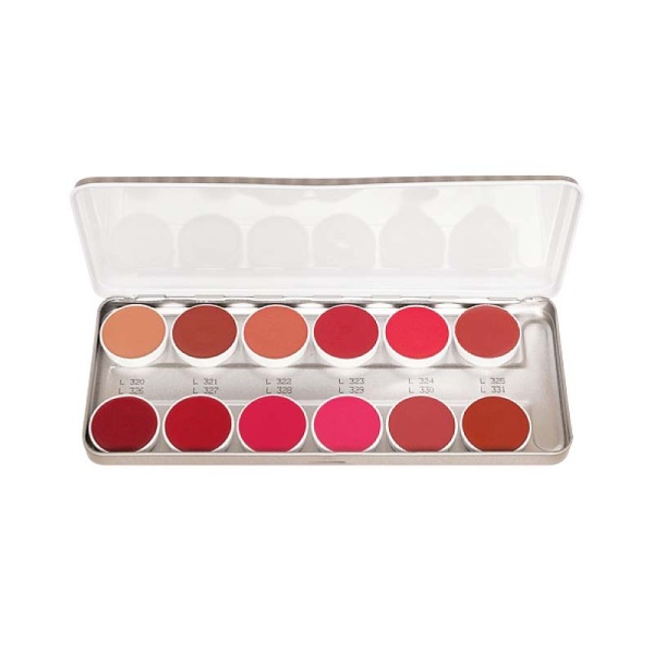 Lip Rouge Palette 1