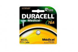 PX76A Duracell Battery