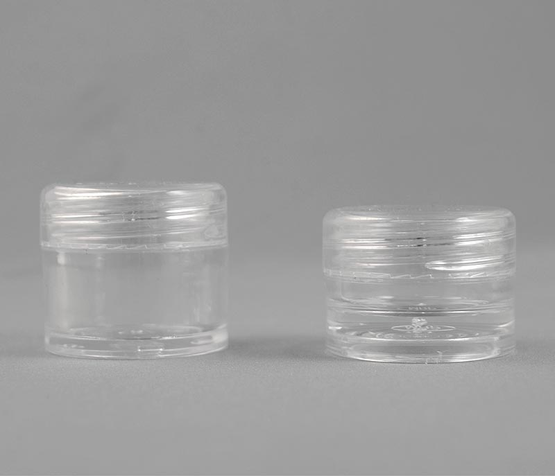 Plastic Makeup Container