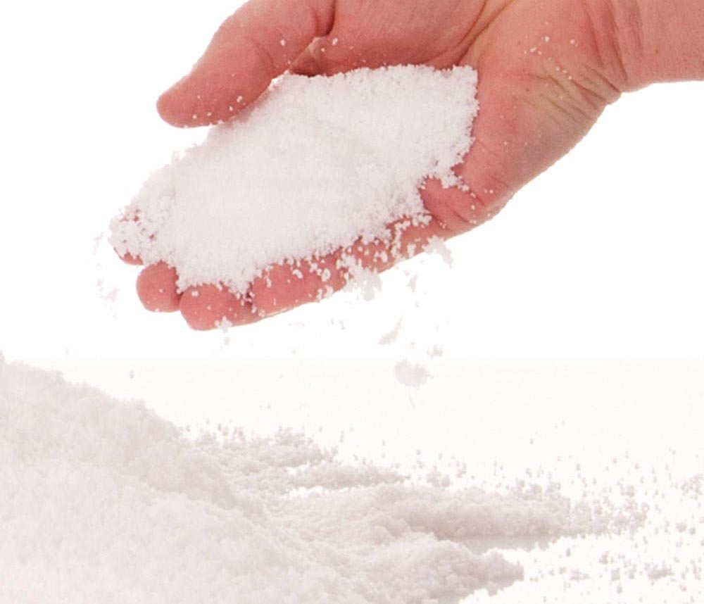 Polymer Snow