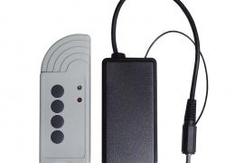 Power Tiny Radio Remote XLR