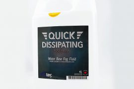 Quick Dissipating Fluid
