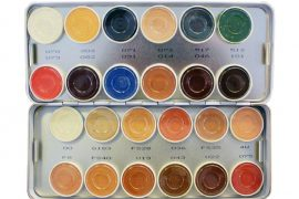 Rubber Mask Grease RMG Palette