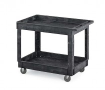 Rubbermaid 2 Shelf Cart