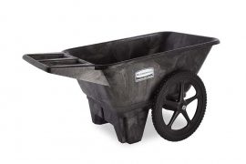 Rubbermaid Big Wheel Cart