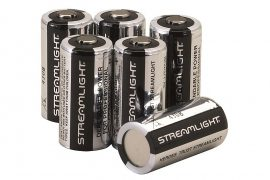 Streamlight Brand Ultra Lithium Batteries