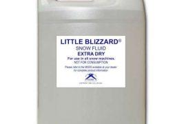 Super Extra Dry Little Blizzard Fluid