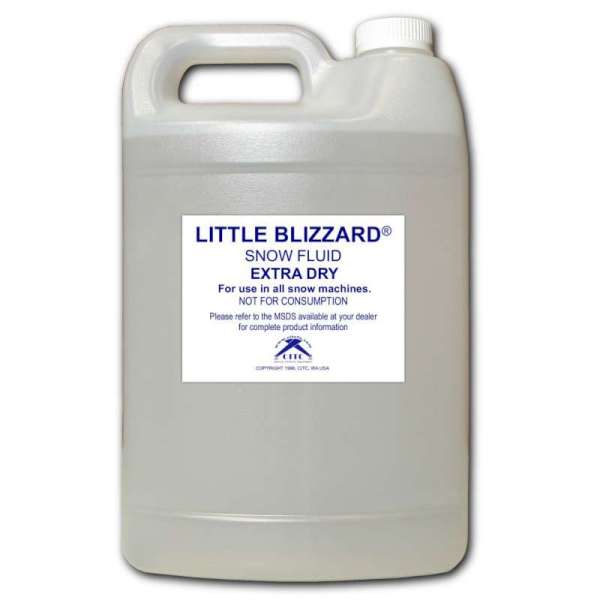 Super Extra Dry Little Blizzard Fluid