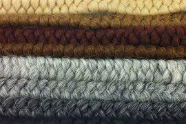Wool Crepe Hair