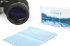 ZigZag MicroFibre Lens Cleaning Cloth