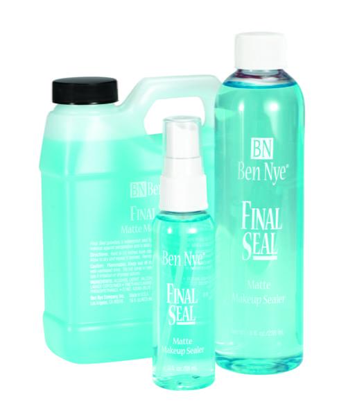 Ben Nye Final Seal Keeps Makeup Waterproof and Long Lasting