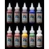 Skin Illustrator FX Palette Liquids for Simulating Injuries Makeup Artists