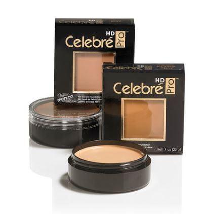 Celebre Pro HD Cream Makeup Foundation