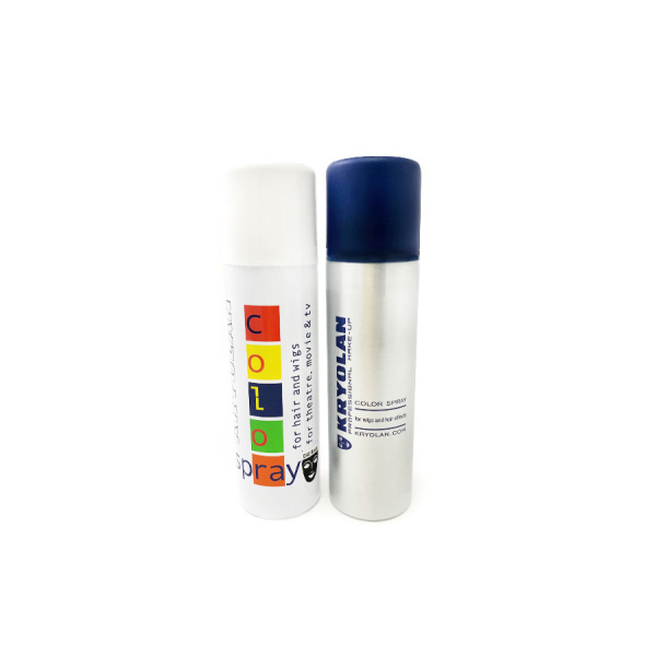 Kryolan Color Spary for Wigs and Hair Effects