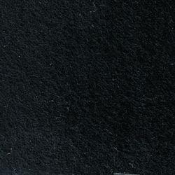Black Duvetyn/Commando Fabric 16oz