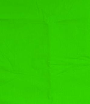 Chroma Key Fabric Green Colour