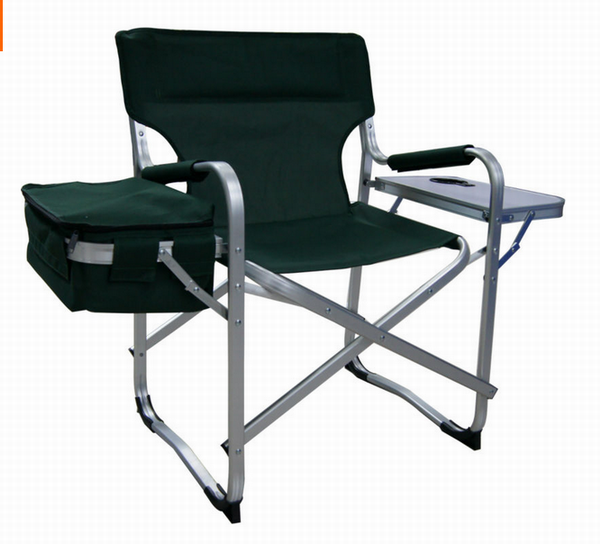 director chair with cooler