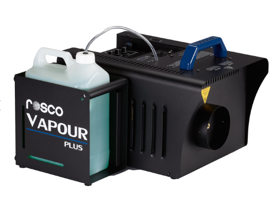Rosco Vapour Plus Fog Machine at HollyNorth Production Supplies