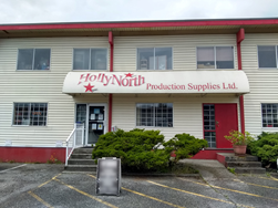 Hollynorth Production Supplies Ltd. Store in Burnaby
