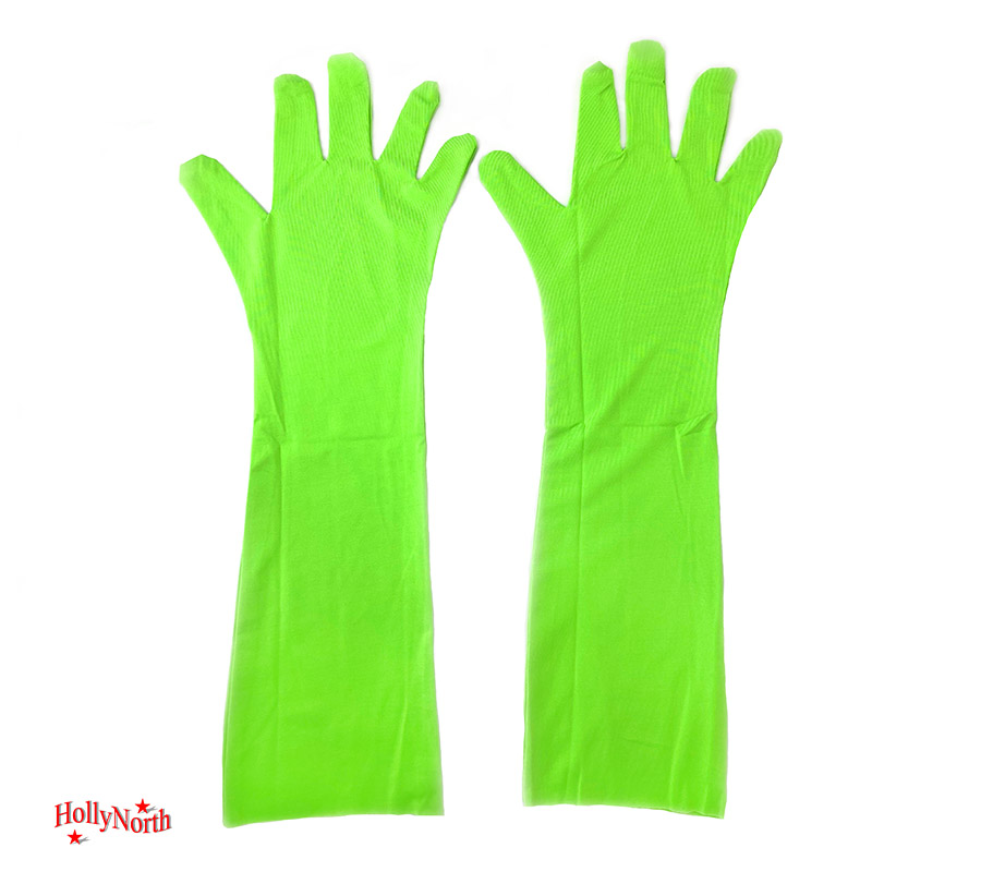 Green screen gloves Hollynorth rentals